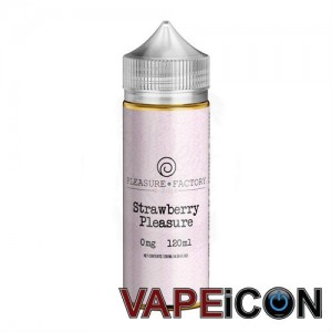 Strawberry Pleasure by Pleasure Factory eJuice