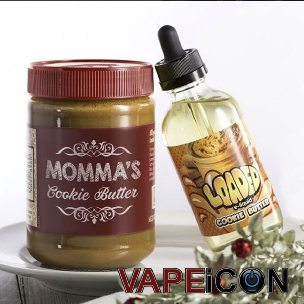 Cookie Butter by Loaded eJuice