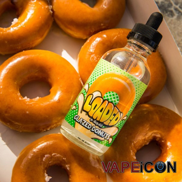 Glazed Donuts by Loaded eJuice 3