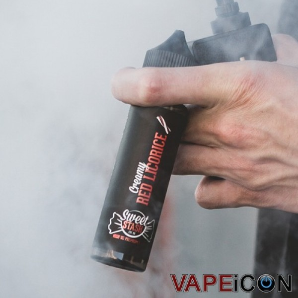 Creamy Red Licorice by Our Sweet Stash eJuice 2