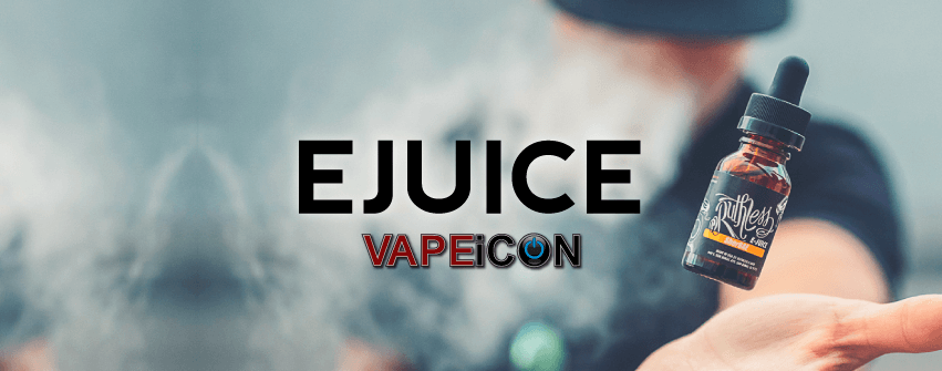 eJuice Brands from Vapeicon